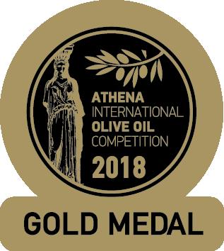 ATHENA IOOC GOLD 2018