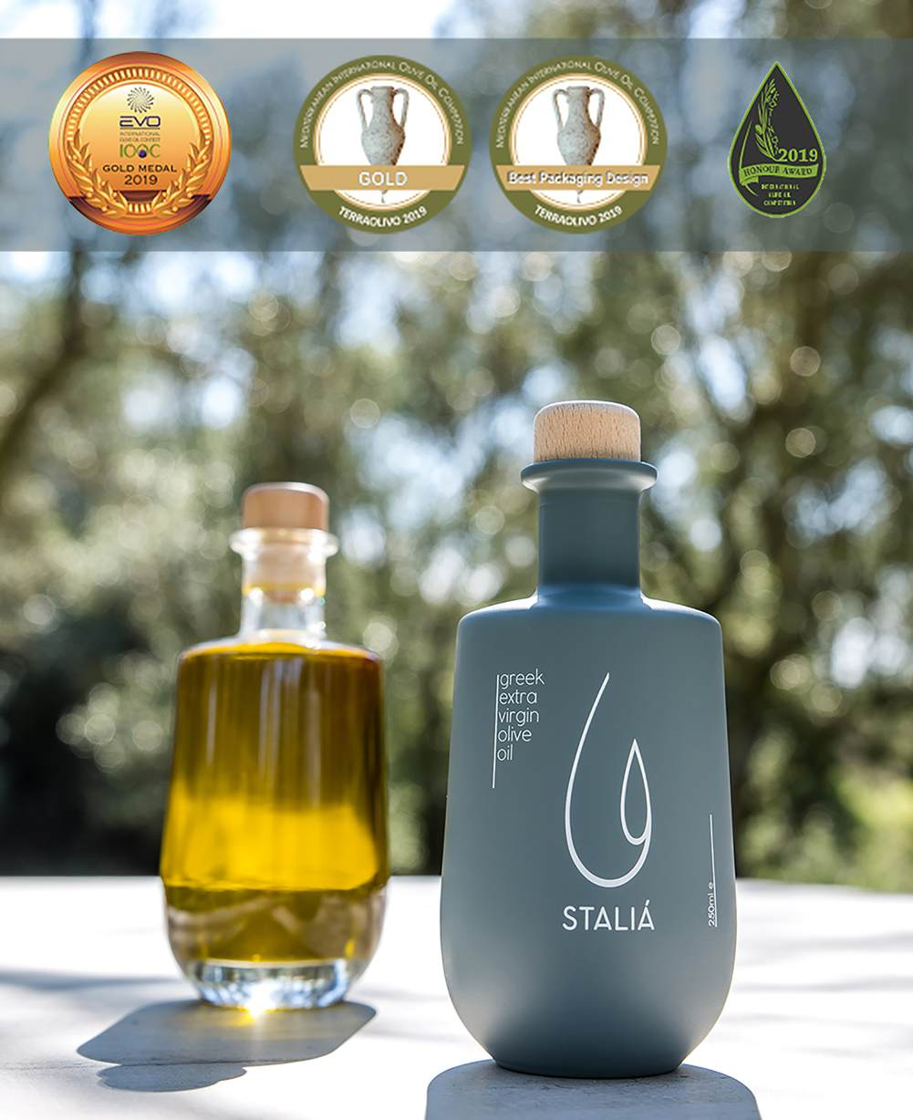 2019: More Awards for Staliá